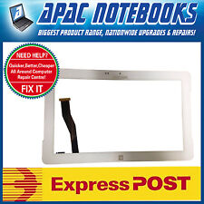 NEW White Glass Touch Screen Digitizer for Samsung ATIV Smart PC XE700T1C-A02AU