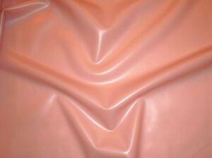 Semi Transparent Naturel Latex Caoutchouc 0.33mm Épais 100cm Large