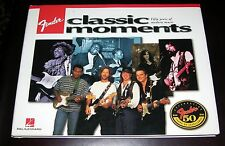 Fender Classic Moments:  50 years of Modern Music  by Alan Di Perna Hardcover