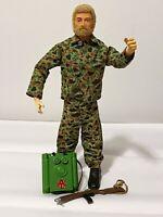 """Vintage GI Joe Vintage Adventure Team 12"""" Action Figure Hasbro 1970's"""