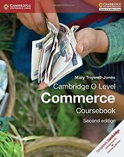 Cambridge O Level Commerce Coursebook (Cambridge International Examinations) New