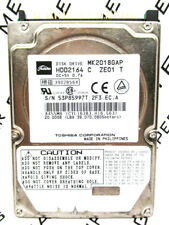 Toshiba 20GB MK2018GAP IDE (HDD2164 C ZE01 T) Laptop HardDrive WIPED & TESTED!