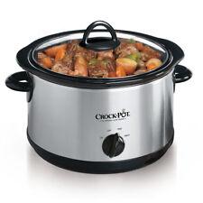 Crock-Pot 4.5-Quart Manual Slow Cooker SCR450