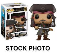 Funko Pop! Pirates of the Caribbean Jack Sparrow Vinyl Figure (damaged box)