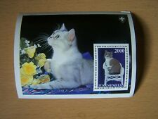 TURKMENISTAN,CATS/SCOUTS,M/SHEET,U/MINT,NICE.