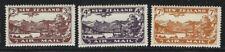 New Zealand 1931 First Airmail set Sc# C1-3 mint