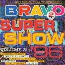 Bravo super show 3 (1996) Michael Jackson, Backstreet Boys, roxette, [double CD]