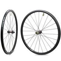 Elite 29er MTB Carbon Fiber Wheels Hookless Mountain Bike Wheelset NOVATEC hub