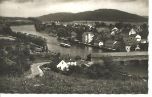 Gailingen Brückenkopf Gesamtansicht gl1963 9.727