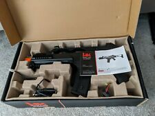 Heckler and Koch G36C Electric Airsoft Gun, Barely Used Everything Included