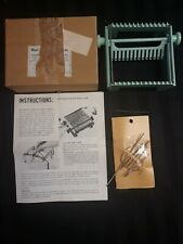 New ListingVintage The Wonder Weave Hand Loom with Original Box & Instructions Karbercraft