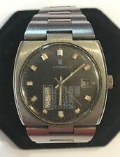 LiP ETANCHE 25 jewels 1970's Automatic Vintage Man's Wrist Watch