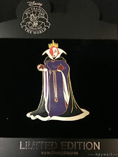 Disney Shopping JESSICA RABBIT DRESSED AS THE EVIL QUEEN Snow White LE 300 Pin