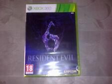 RESIDENT EVIL 6, PAL ESPAÑA ¡¡¡ NUEVO Y PRECINTADO !!!
