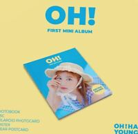 Oh Hayoung (A Pink): OH!* 1st Mini Album CD+Full Package Poster (Play M) K-POP