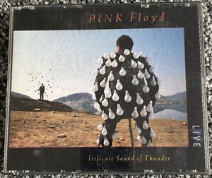 Pink Floyd Delicate Sound Of Thunder CD Album - VGC - Free UK PP