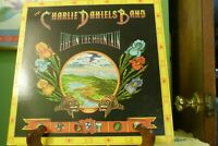 Charlie Daniels Band - A Decade Of Hits - Epic 38795 - Stereo LP in Shrink - VG+