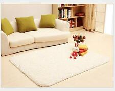 Bed Room Shag Shaggy Floor Mats Pads Carpet Rug ALL SIZE Soft Rugs Home Decor
