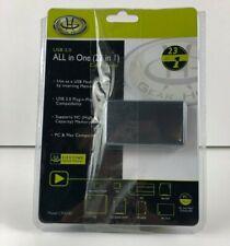 Gear Head USB 2.0 All in One 23 in 1 Card Reader