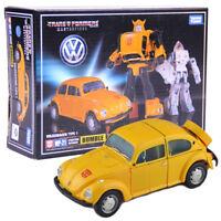 Transformers Masterpiece MP-21 Bumblebee Volkswagen Car Action Figures KO Toy