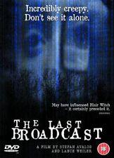 The Last Broadcast [DVD] [2000]