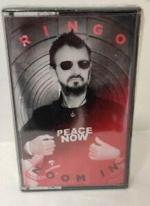 Zoom Ringo Starr Cassette limited edition musicassetta SEALED