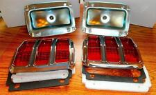 1965-66 Ford Mustang Tail Light Assemby KIT NEW Housing , Bezel ,Lens, Gaskets