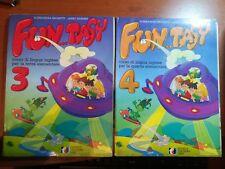 Fun...tasy 3 e 4 - A. Brunetti, J.Harmer - Theorema - 1998 - M