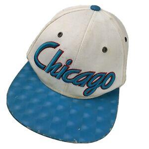 Chicago Illinois Snapback Ball Cap Hat Adjustable Baseball Adult