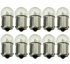 10 x 207 12V 5W Car Van Side Tail Rear Light Bulbs Number Plate BAY15S SCC NEW