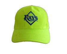 TAMPA BAY RAYS Basball Hat Cap NEON 2012 Stadium Giveaway SGA Free Shipping