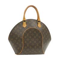 LOUIS VUITTON Monogram Ellipse MM Shoulder Bag M51126 LV Auth 16758