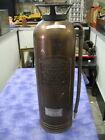 Antique Torpedo Shell General Model Quick Aid Fire Guard Soda Acid For Fire