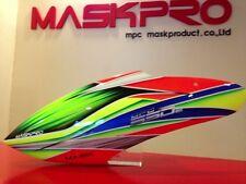 Pre-order MaskPro Signature Fiberglass Canopy For  Trex550e DFC