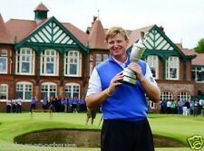 ERNIE ELS 2012 British Open Champion Glossy 8 x 10 Photo Poster