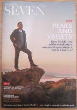 Bryn Terfel - Seven magazine – 11 August 2013