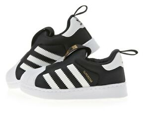 New Adidas toddler shoes SUPERSTAR 360 I (S82711) baby shoes adidas kids shoes