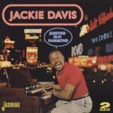 Jackie Davis - Jumping Hi-Fi Hammond [New CD]