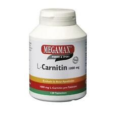 Megamax L Carnitina 1000 mg compresse 120 ST