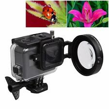 New For GoPro HERO5 Sport Action Camera 52mm 10X Macro Lens Close-up Filter