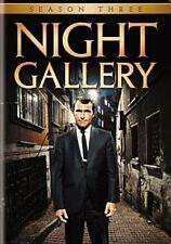 Night Gallery Season Three 0025195017183 DVD Region 1