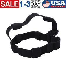 Elastic Headband Belt Headlight Lamp Head Strap for 3 18650 Flashlight Durable