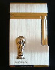 briquet NEUF série limitée DUPONT 2002 Fifa World Cup Korea/Japan. N°163