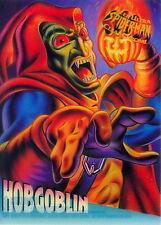 SPIDER-MAN 1995 FLEER ULTRA CLEARCHROME INSERT CARD 3 OF 10 HOBGOBLIN MA