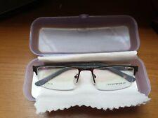 Emporio armani glasses frame ,unisex.  Demo lens. Frame size 51□18-138