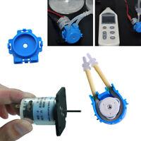 Lab Dosing Micro Self-priming Mute Peristaltic Liquid Pump Silicone DC3-24V