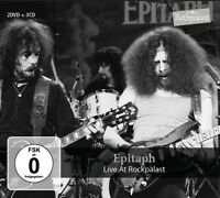 EPITAPH - LIVE AT ROCKPALAST  2 DVD + 3 CD NEW