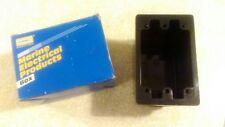 Hubbell Nonmetallic Weatherproof MARINE 30/50 AMP  2-Gang, 2-Inlet, HBL6080