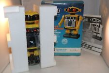 STAR COMMAND Ms STARROID ROBOT AM RADIO CALFAX 1977 NEW IN BOX OLD SHOP STOCK