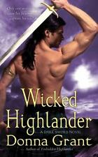 Dark Sword: Wicked Highlander 3 by Donna Grant (2010, Paperback) NEW